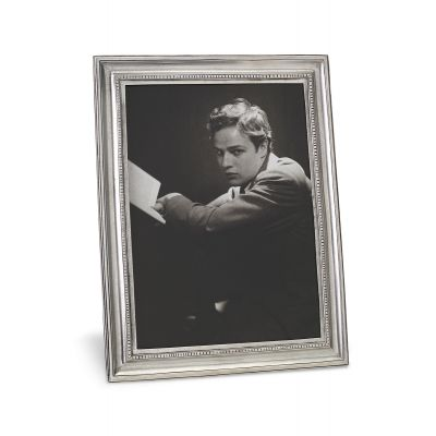 Agropoli III Pewter Picture Frame