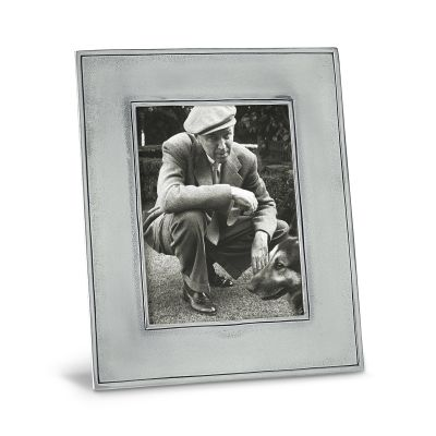 Cefalu II Pewter Picture Frame