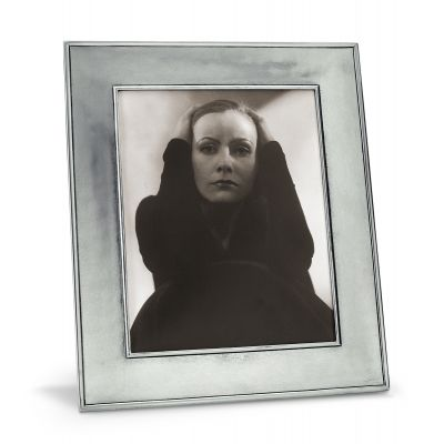 Cefalu III Pewter Picture Frame