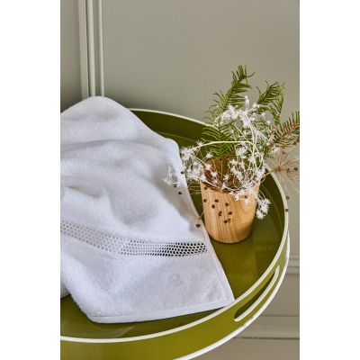 Oriane Towel by Yves Delorme