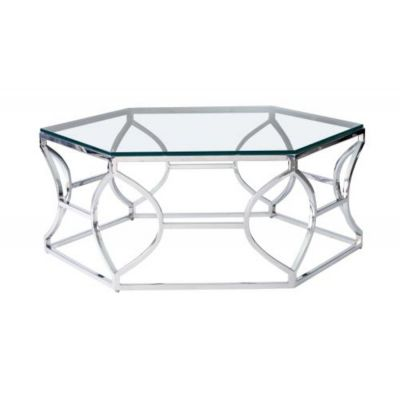 Farrell Metal Cocktail Table