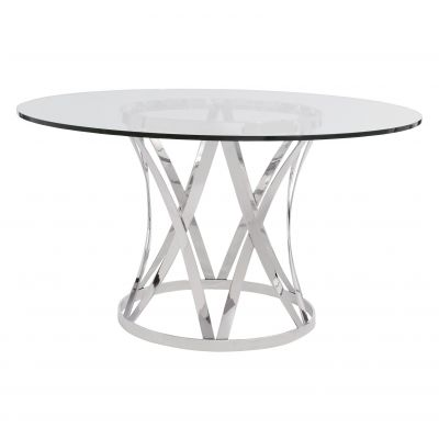 Edison Metal Dining Table