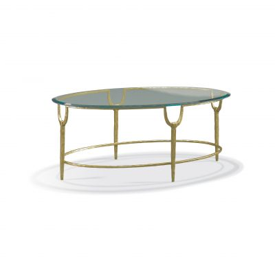 Margaux I Oval Cocktail Table