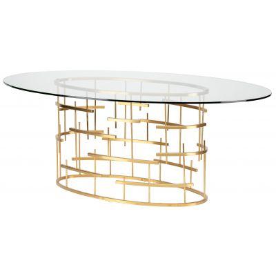 Sofia II Oval Dining Table