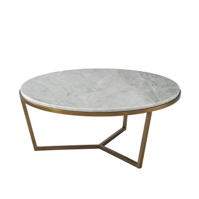 Carrera I Round Cocktail Table