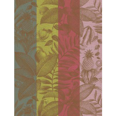 Fruits exotiques Tea Towel
